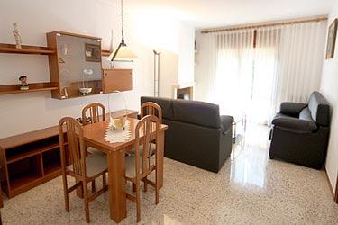 Habitaciones de Mas Molladar